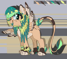 {Adopt} Sphinx Auction -Open- by ScatteredLove