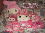 my melody collection