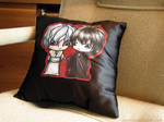 Pillow: SD Sandman Commission