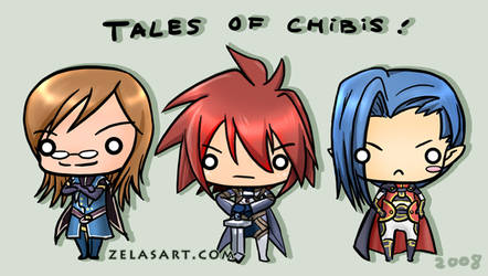Tales of Chibis