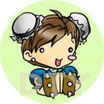 SD Buttons: Chun Li
