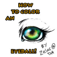 eye coloring in psd tutorial by zelas