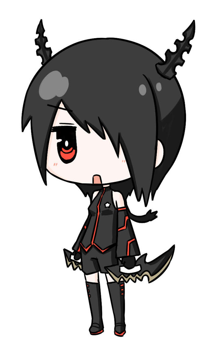 Dark,Monster&Demon - Page 6 Demon_striker_chibi_by_chroneco-d6g5dpi
