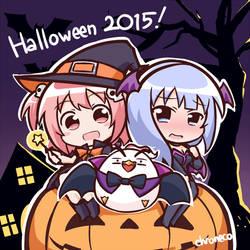 Halloween by chroneco