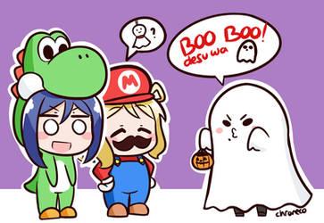 Boo Boo desu wa! by chroneco