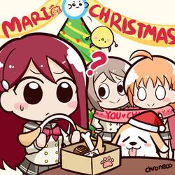 Merry Christmas by chroneco