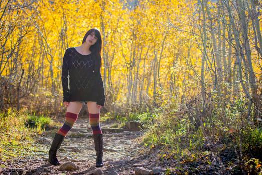 Autumn Shoot by Randi Mears II
