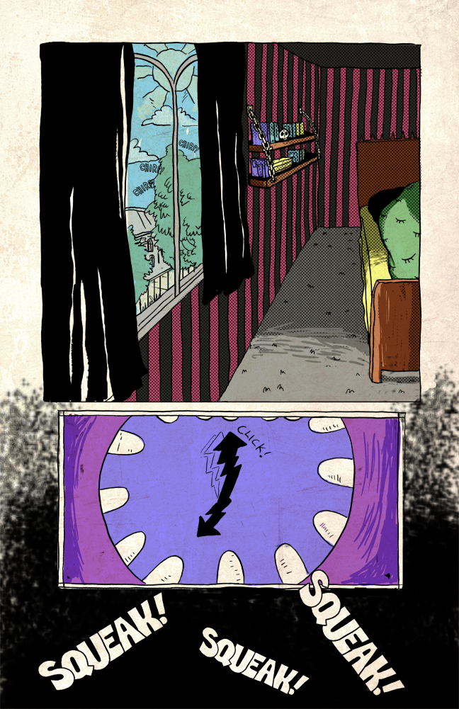Sweet N Sour Page 1 by Kat-FFF