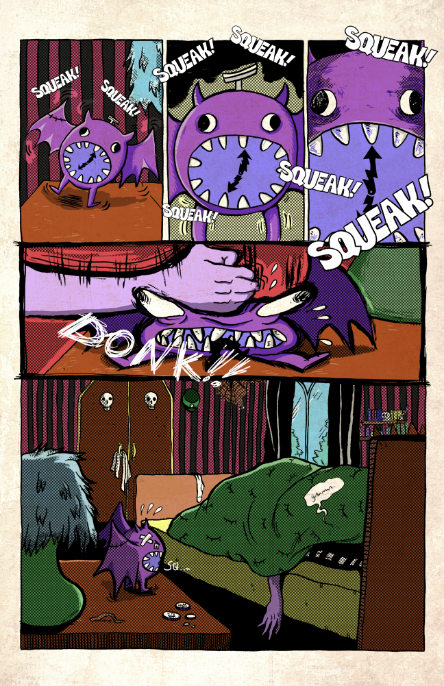 Sweet N Sour Page 2 by Kat-FFF