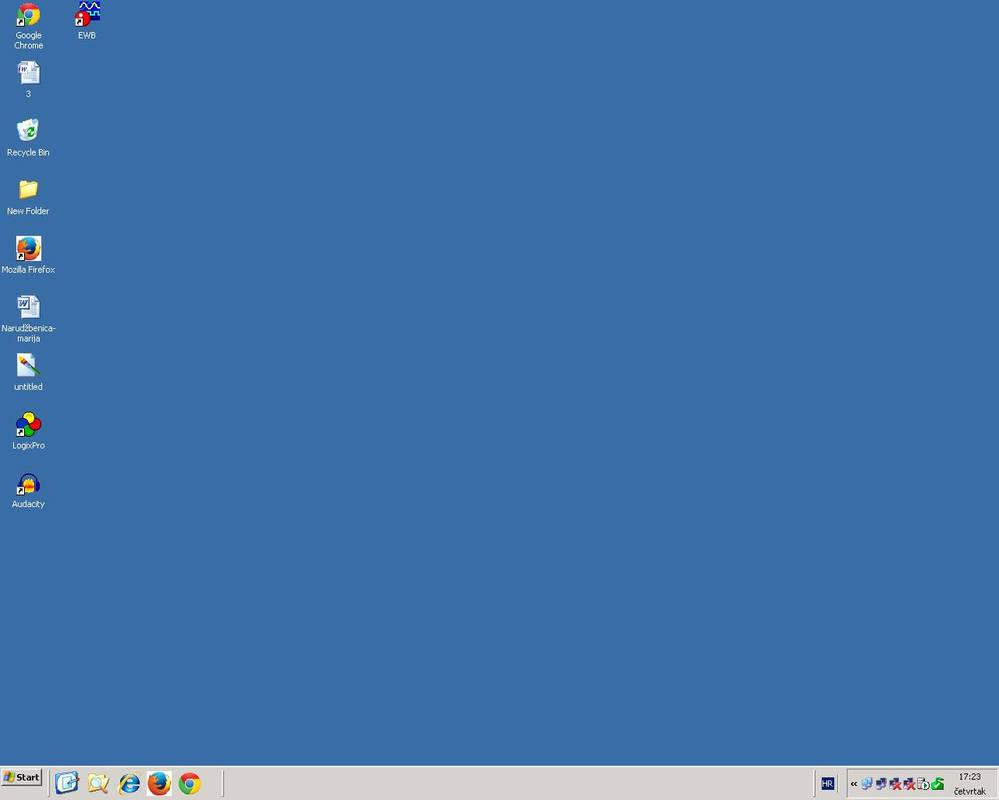 My Windows Server 2003 Standard School version 1 by