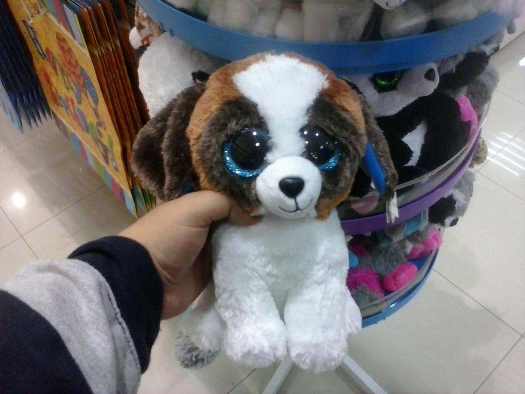 TY BEANIE BOO Duke The Dog Plush by PoKeMoNosterfanZG on DeviantArt 5c00f804bdc9