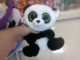 a567d708990 PoKeMoNosterfanZG 1 0 TY BEANIE BOO Bamboo The Panda Plush 2 by  PoKeMoNosterfanZG