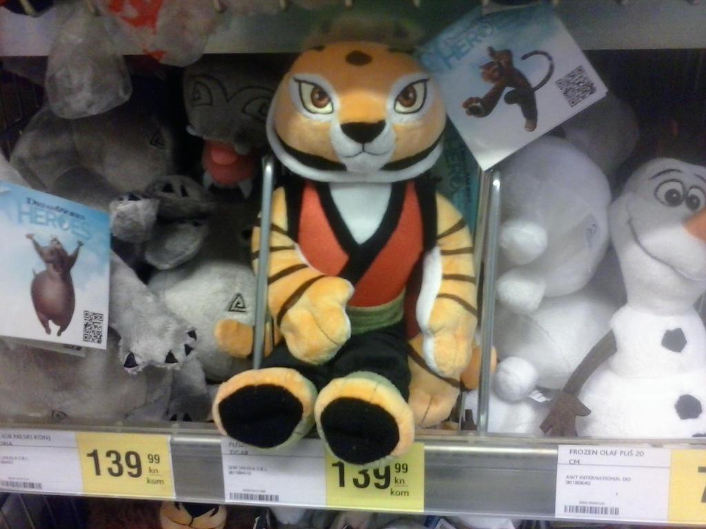 Tigress Action Figure Www Topsimages Com