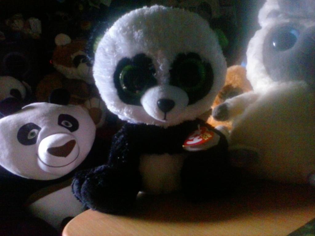 My Ty Beanie Boo Bamboo Panda Plush 83 By 34dcebd01dc1