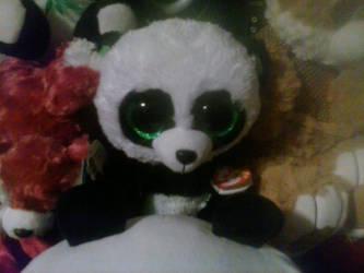 f3fb99689d8 PoKeMoNosterfanZG 1 0 My TY Beanie Boo Bamboo Panda Plush 123 by  PoKeMoNosterfanZG