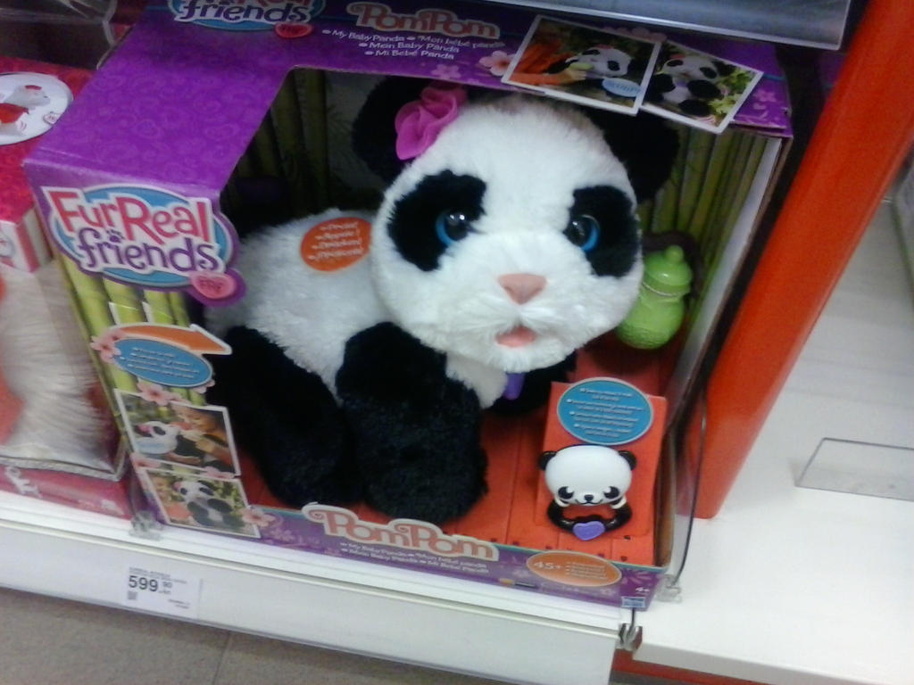 Pom Pom My Baby Panda 3 by PoKeMoNosterfanZG