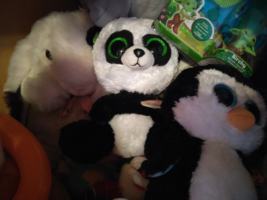 ... My TY Beanie Boo Bamboo Panda Plush 245 by PoKeMoNosterfanZG ...  special sales 6620b ... becc92361101