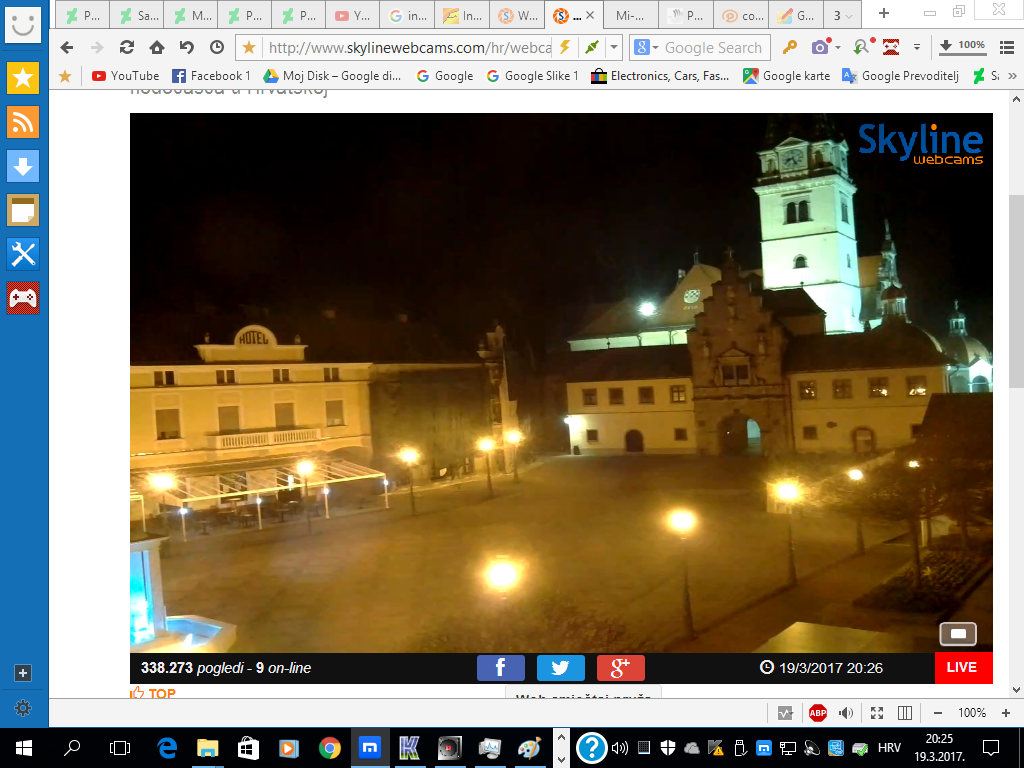 Marija Bistrica Live Stream In The Night 334 by PoKeMoNosterfanZG