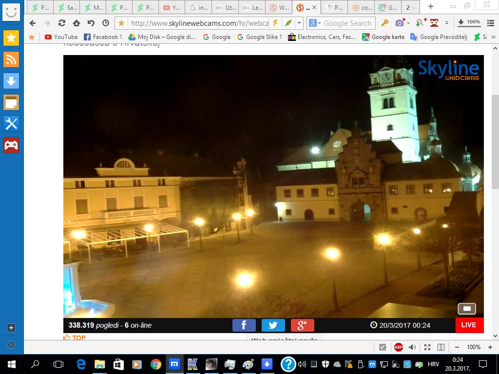 Marija Bistrica Live Stream In The Night 337 by PoKeMoNosterfanZG