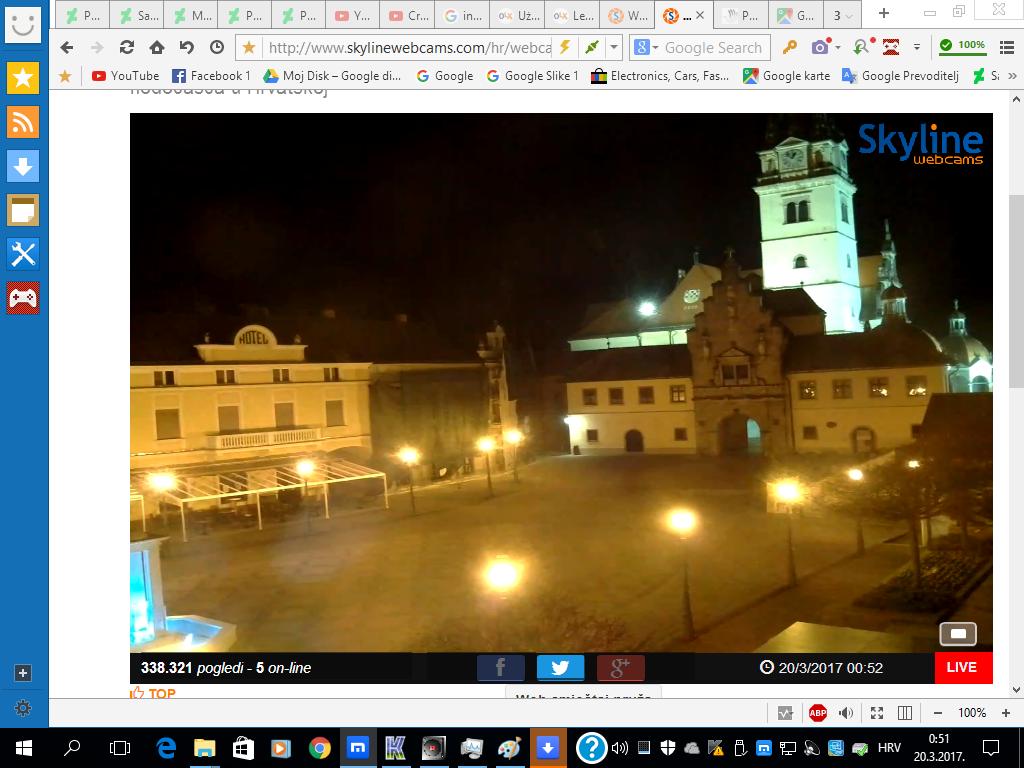 Marija Bistrica Live Stream In The Night 338 by PoKeMoNosterfanZG