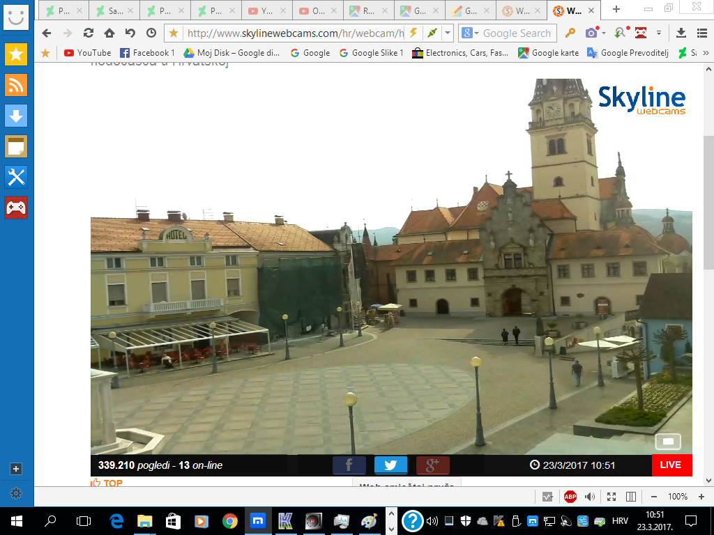 Marija Bistrica Live Stream In Earlynoon 24 by PoKeMoNosterfanZG