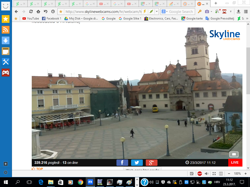 Marija Bistrica Live Stream In Earlynoon 25 by PoKeMoNosterfanZG