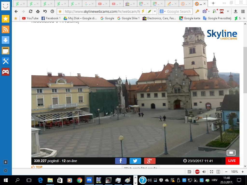 Marija Bistrica Live Stream In Earlynoon 26 by PoKeMoNosterfanZG