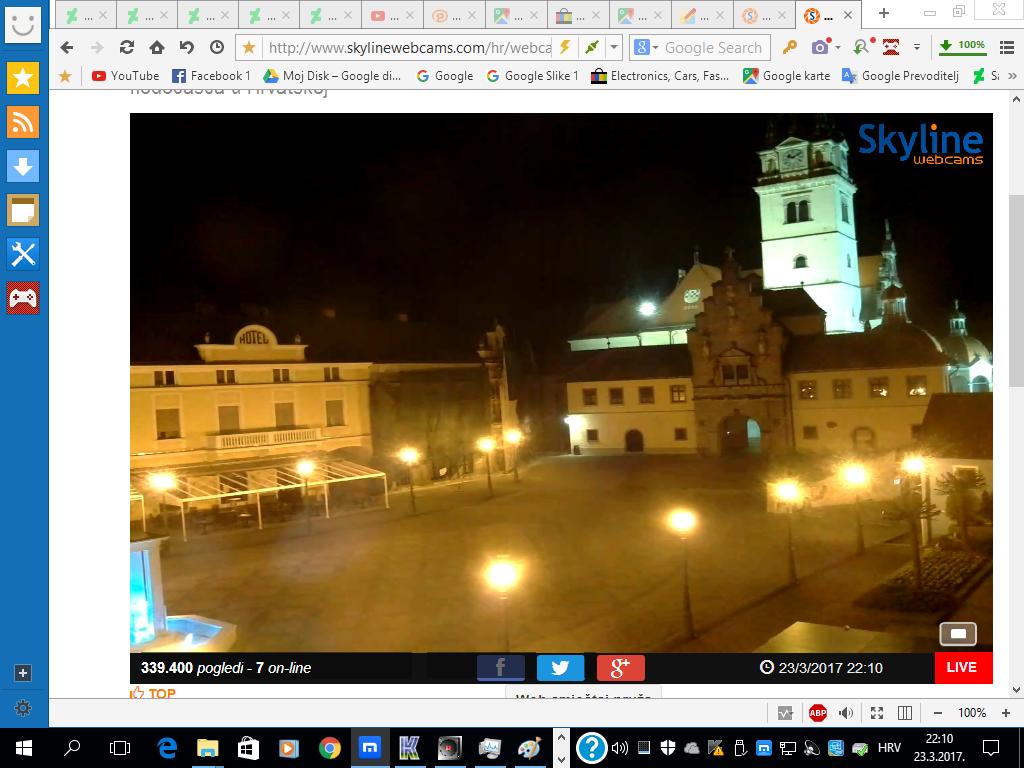 Marija Bistrica Live Stream In The Night 339 by PoKeMoNosterfanZG