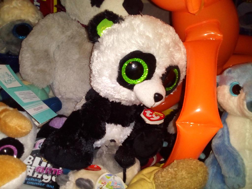 My Ty Beanie Boo Bamboo Panda Plush 273 By 5c979d57a74e