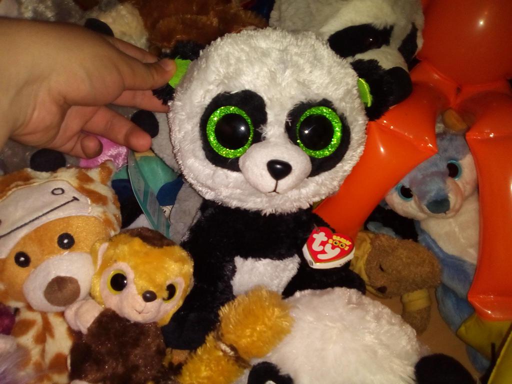 a5419d57db6 My TY Beanie Boo Bamboo Panda Plush 276 by PoKeMoNosterfanZG on ...