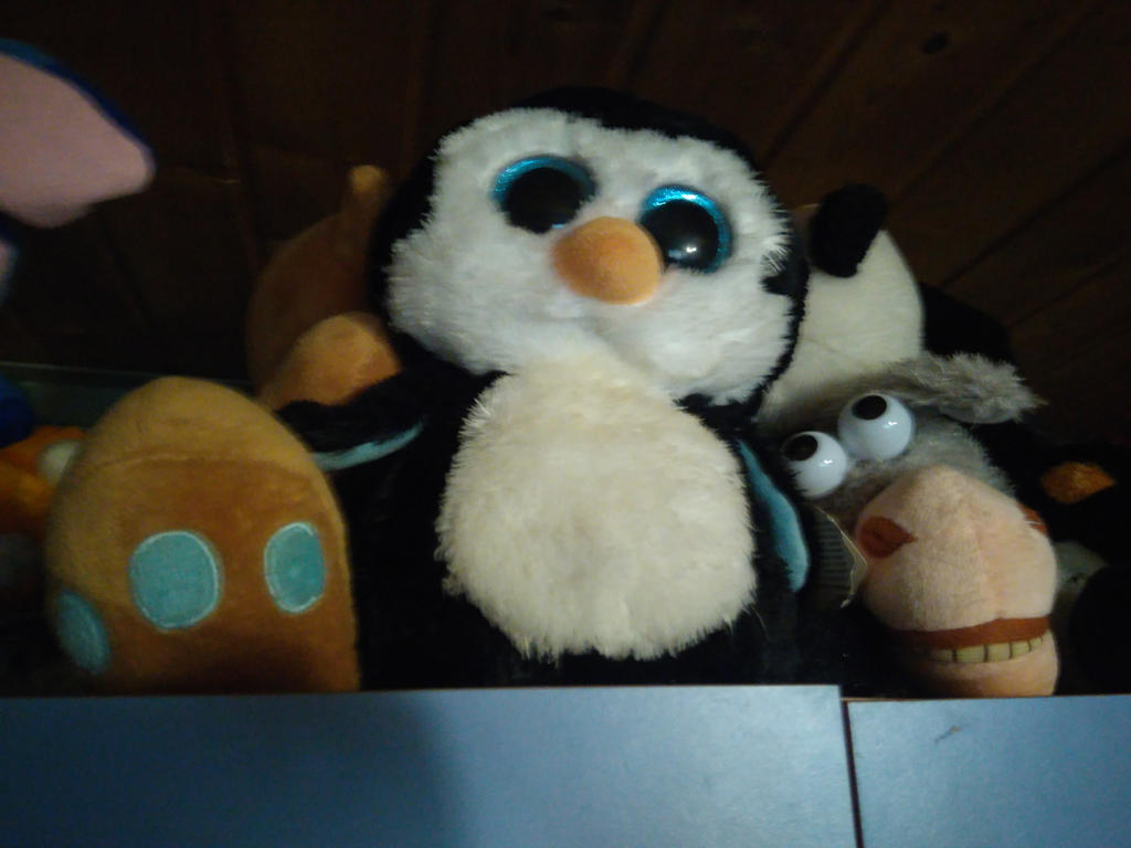 0b6cfe77a8f My TY Beanie Boo Waddles Penguin Plush 55 by PoKeMoNosterfanZG on ...