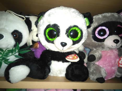 aaa93765fe5 My TY Beanie Boo Bamboo Panda Plush 304 by PoKeMoNosterfanZG on DeviantArt