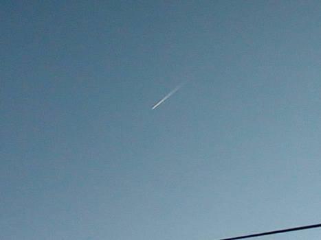 Finnair Airbus A321 Flying Through Sky