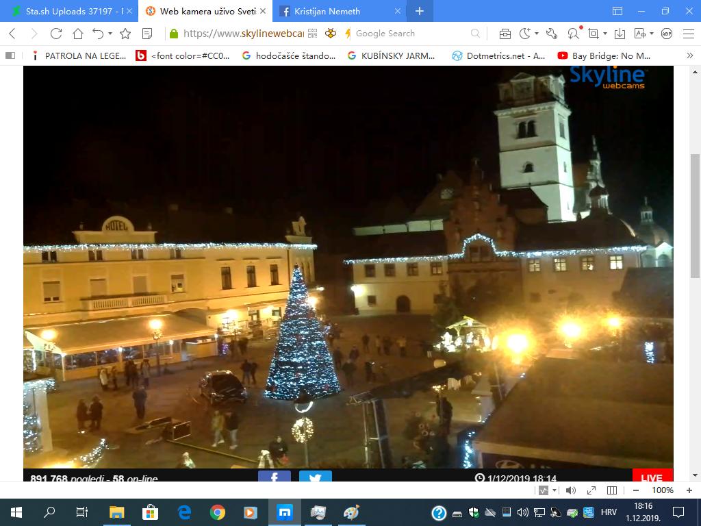 Marija Bistrica Live Stream In The Evening 1275 By