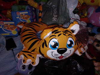 My Playtive Junior Inflatable Tiger Ring 2020