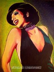 Liza Minnelli: Cabaret by asamamoru