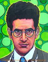 Dr. Egon Spengler by asamamoru