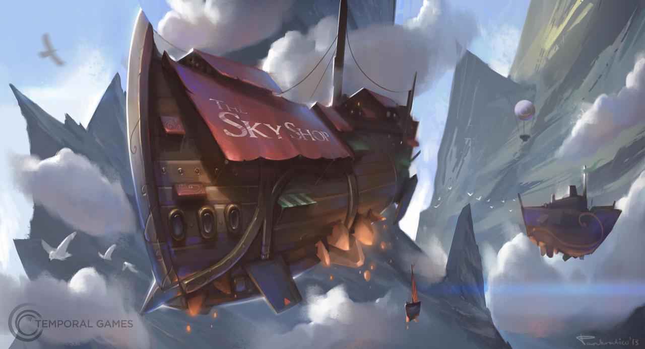 Gavr Skyshop by pankratiev