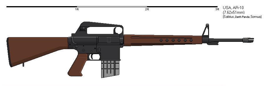 Gunbucket - AR 10