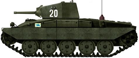 What if tank - Citroen CM 35