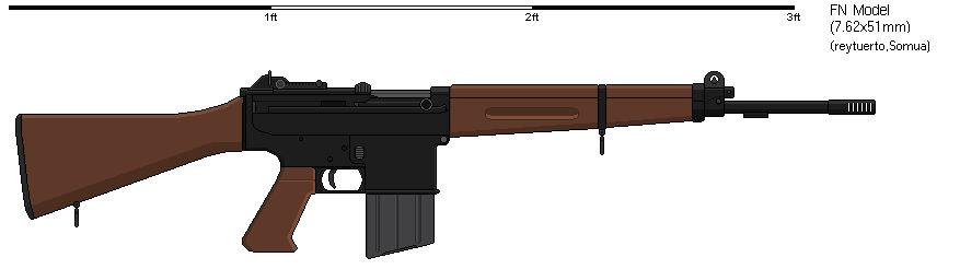 Gunbucket What if - FN Mle 49