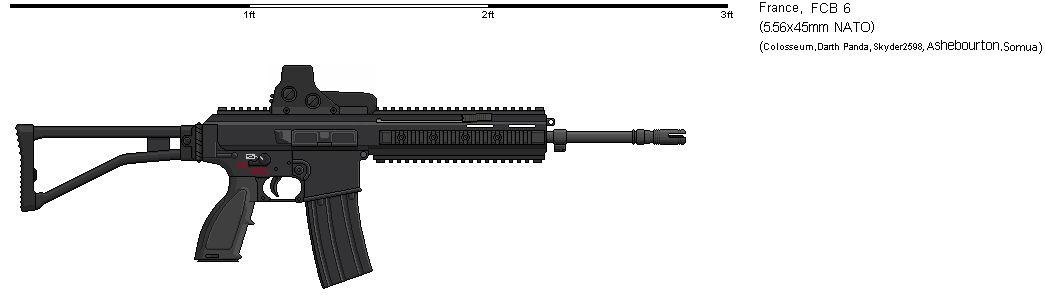 Gunbucket - What if - FCB 6
