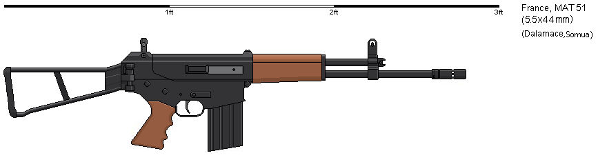 Gunbucket - What if - MAT 51