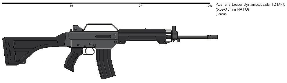 Gunbucket - Leader Dynamics T2 Mk5