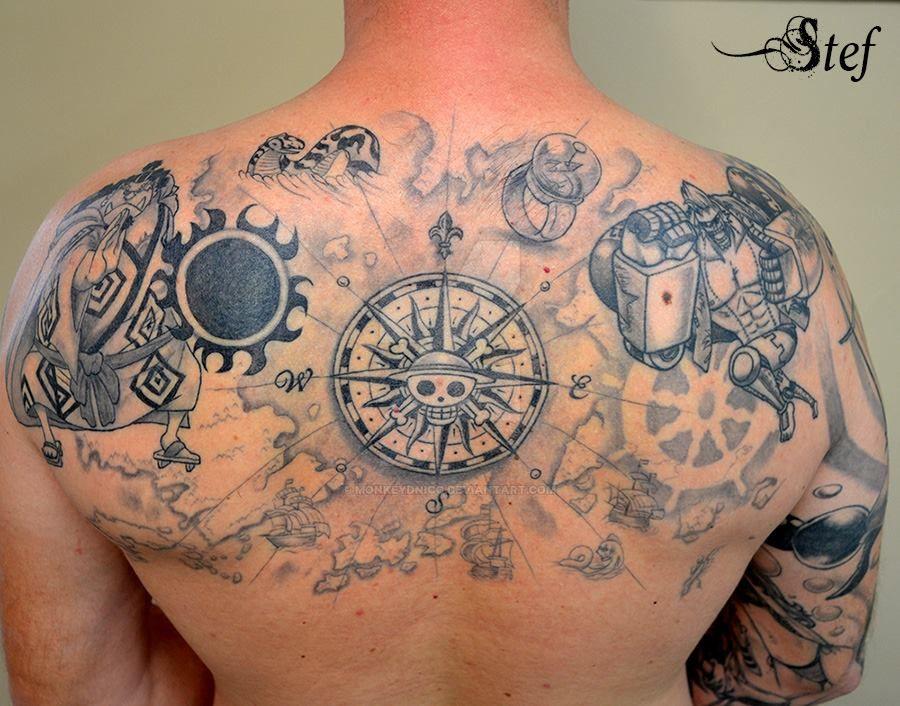my one piece tattoo 3 by MonkeyDNico on DeviantArt