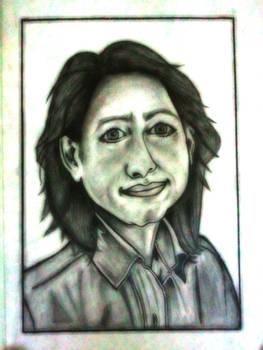 Female Portrait - Vanitha ( Telugu ) !