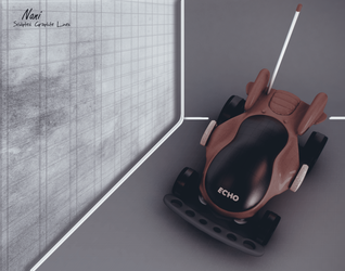 Echo - Remote Toy Car at Showroom by SreenivasaReddy