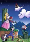 Mario Bros II: The Revenge