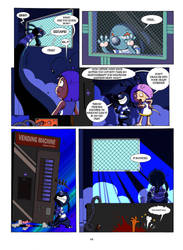 Space Race - page 11 by JimSam-X