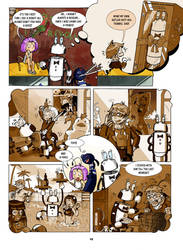 Space Race - page 18 by JimSam-X